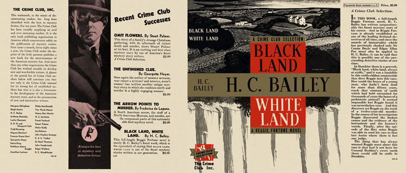 Black Land White Land. H. C. Bailey