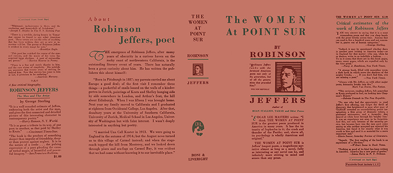 Women at Point Sur, The. Robinson Jeffers