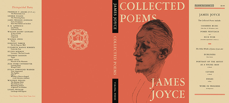 Collected Poems. James Joyce.