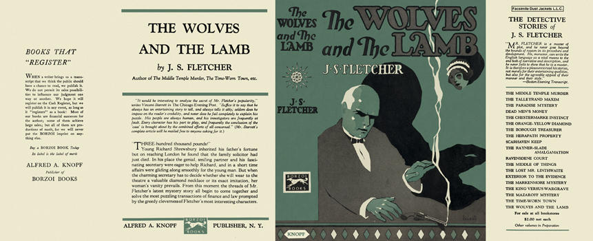 Wolves and the Lamb, The. J. S. Fletcher