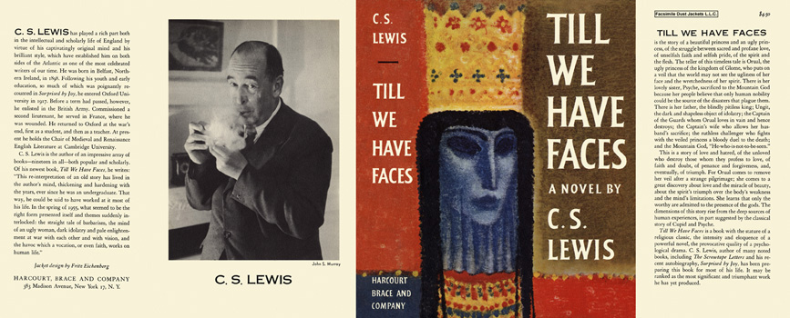 Till We Have Faces. C. S. Lewis.