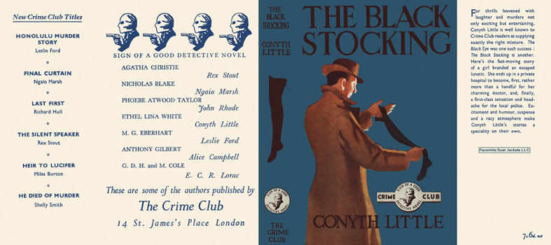 Black Stocking, The. Conyth Little.
