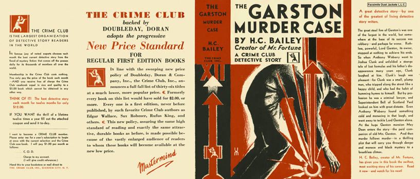 Garston Murder Case, The. H. C. Bailey