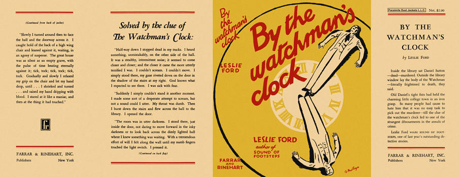 By the Watchman's Clock. Leslie Ford