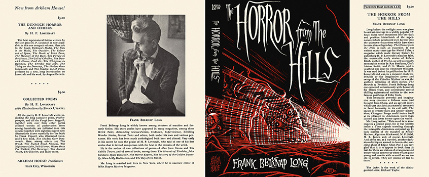 Horror from the Hills, The. Frank Belknap Long