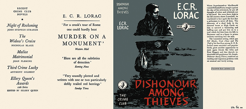 Dishonour Among Thieves. E. C. R. Lorac