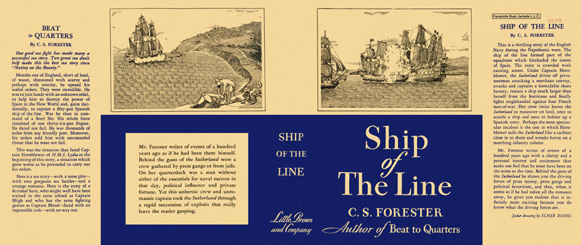 Ship of the Line. C. S. Forester