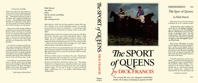 Sport of Queens, The. Dick Francis