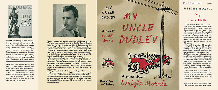 My Uncle Dudley. Wright Morris