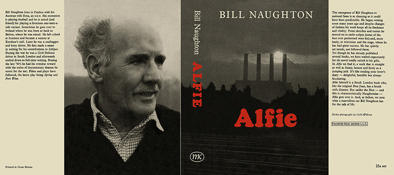 Alfie. Bill Naughton.