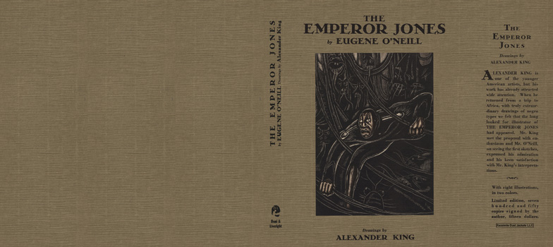 Emperor Jones, The. Eugene O'Neill