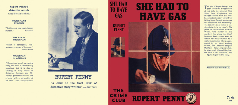 Image result for she had to have gas rupert penny