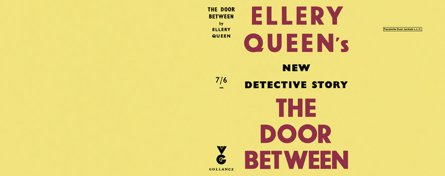 Door Between, The. Ellery Queen