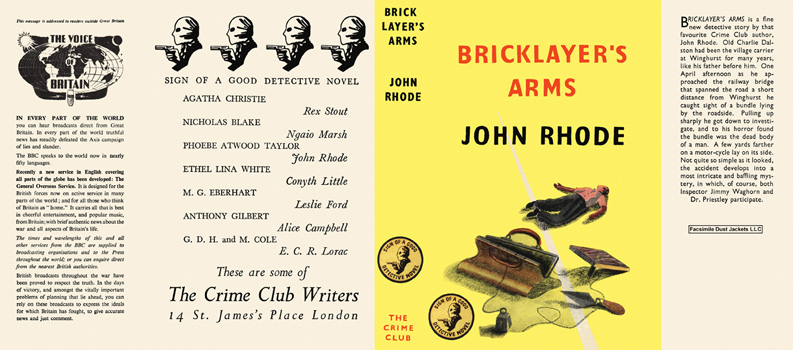Bricklayer's Arms. John Rhode