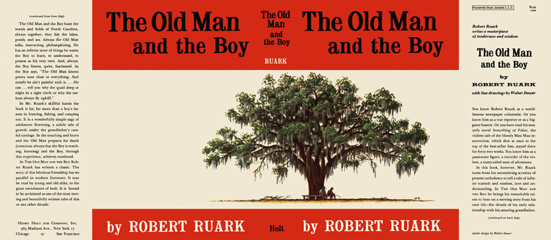 Old Man and the Boy, The. Robert C. Ruark.