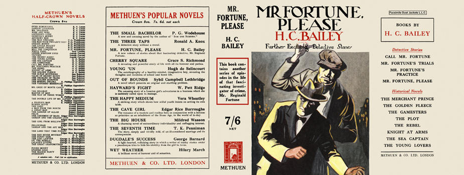 Mr. Fortune, Please. H. C. Bailey.