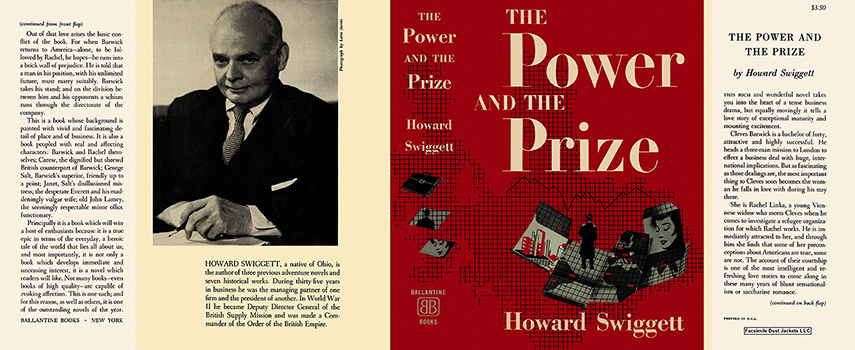 Power and the Prize, The. Howard Swiggett.