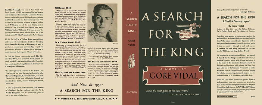 Search for the King, A. Gore Vidal.