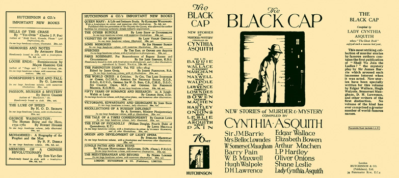Black Cap, The. Cynthia Asquith, Anthology