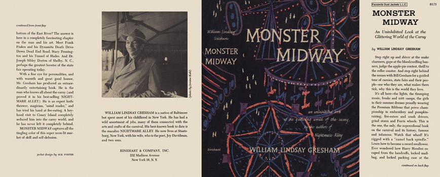 Monster Midway. William Lindsay Gresham