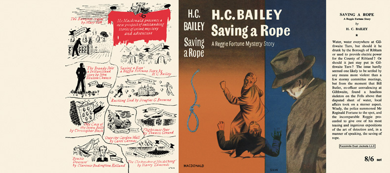Saving a Rope. H. C. Bailey