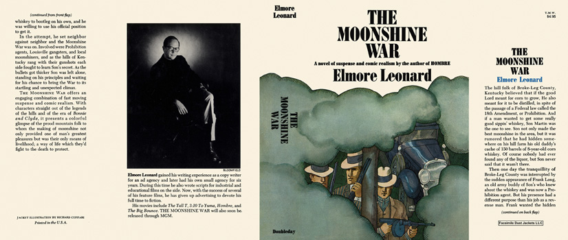 Moonshine War, The. Elmore Leonard