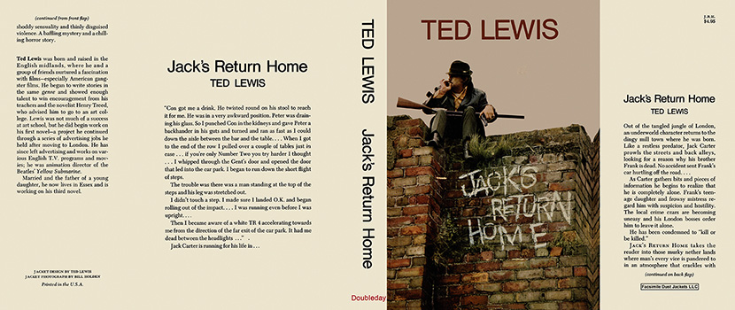 Jack's Return Home. Ted Lewis
