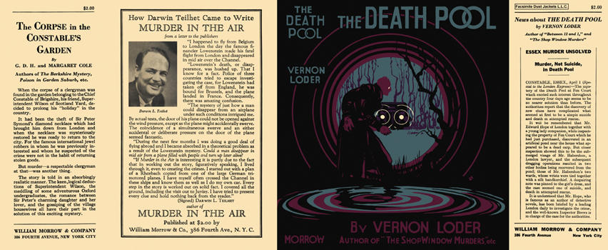 Death Pool, The. Vernon Loder