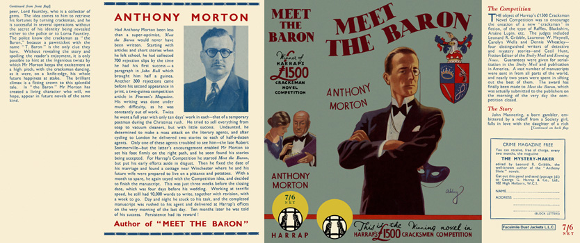 Meet the Baron. Anthony Morton.