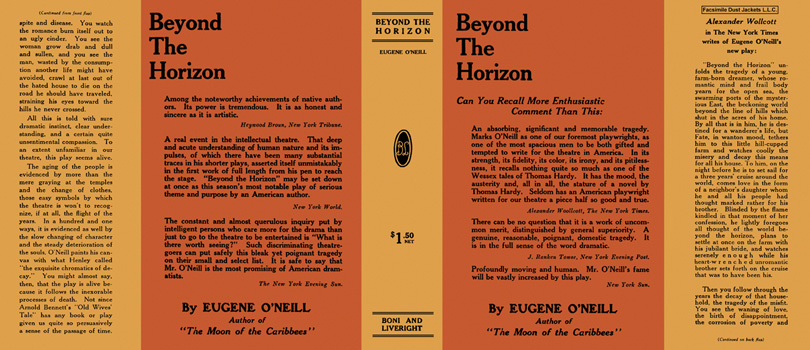 Beyond the Horizon. Eugene O'Neill