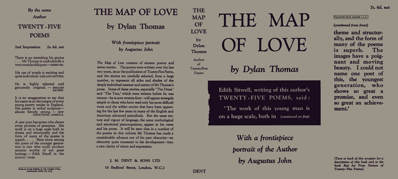 Map of Love, The. Dylan Thomas