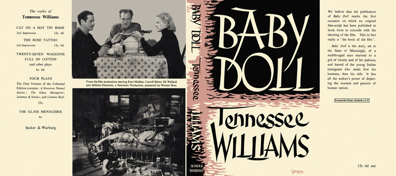 Baby Doll. Tennessee Williams
