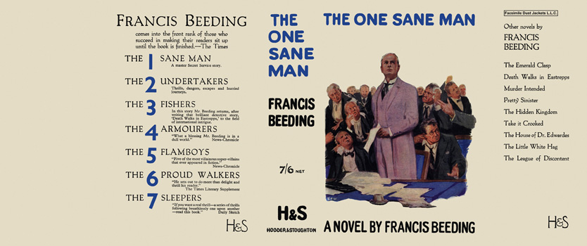 One Sane Man, The. Francis Beeding