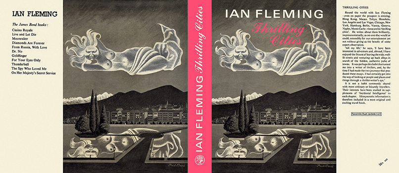 Thrilling Cities. Ian Fleming.