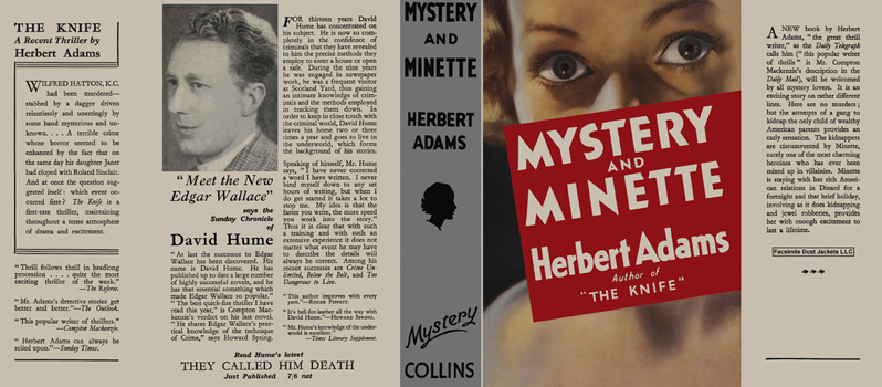 Mystery and Minette. Herbert Adams.