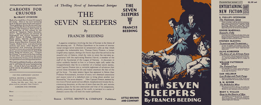 Seven Sleepers, The. Francis Beeding