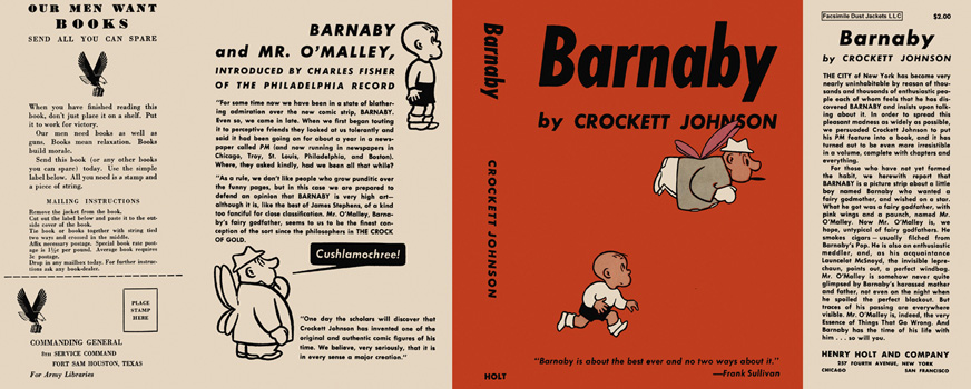 Barnaby. Crockett Johnson