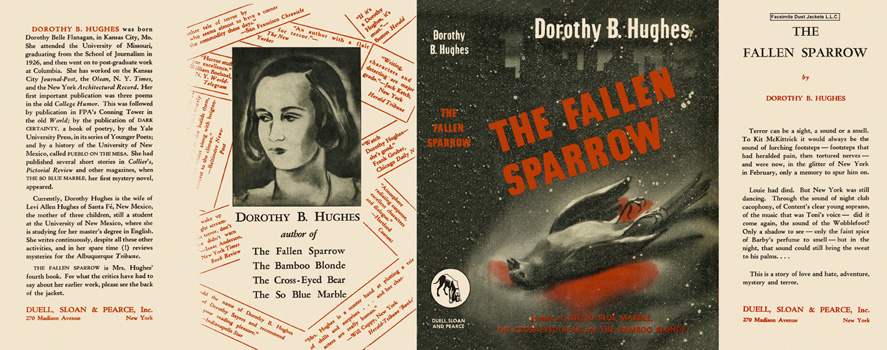 Search Results For Author Dorothy B Hughes