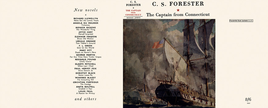 Captain from Connecticut, The. C. S. Forester