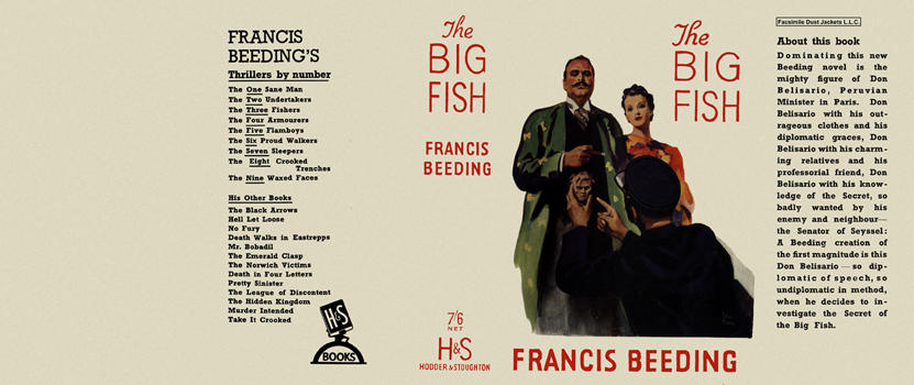 Big Fish, The. Francis Beeding.