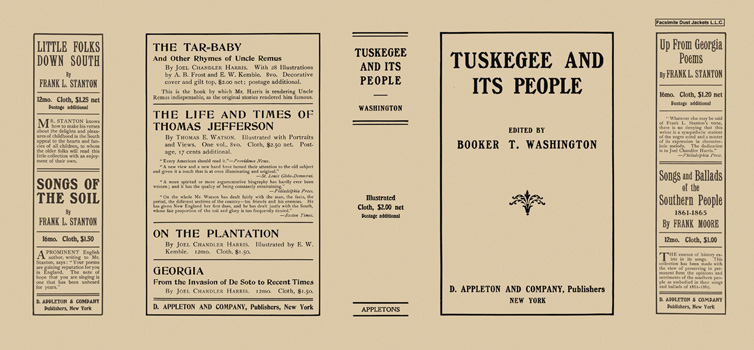 Tuskegee and Its People. Booker T. Washington