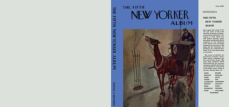 Fifth New Yorker Album, The. New Yorker
