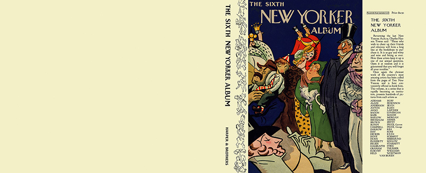Sixth New Yorker Album, The. New Yorker