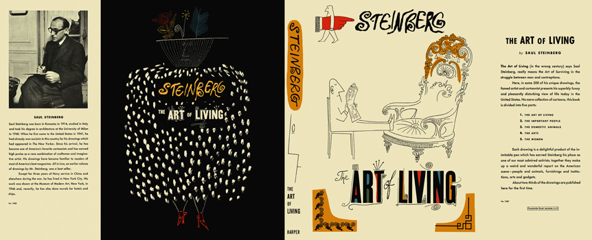 Art of Living, The. Saul Steinberg.
