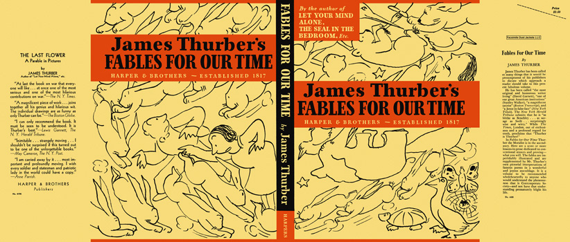 Fables for Our Time. James Thurber