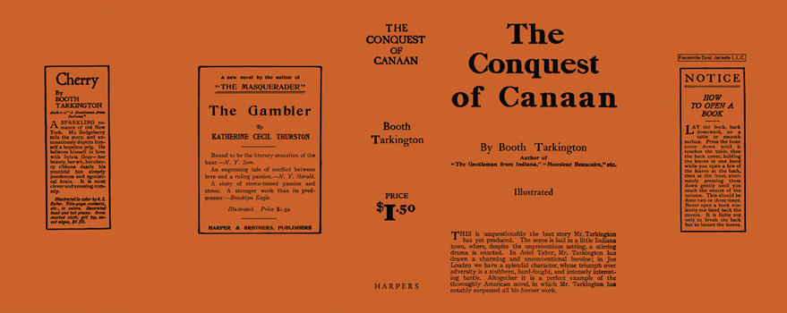 Conquest of Canaan, The. Booth Tarkington