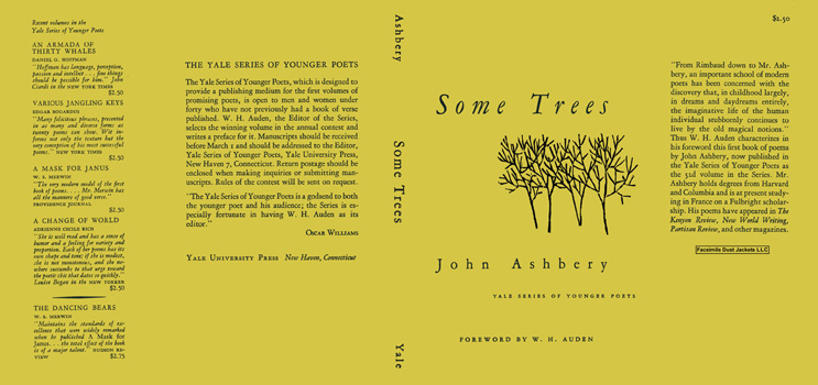 Some Trees. John Ashbery