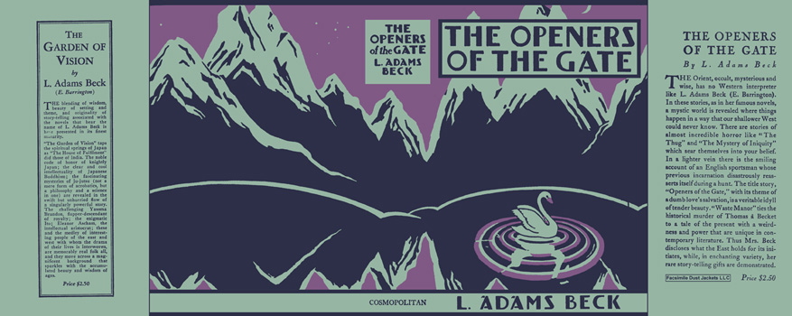 Openers of the Gate, The. L. Adams Beck