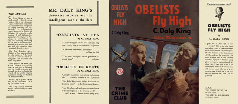Obelists Fly High. C. Daly King