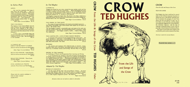 Crow. Ted Hughes